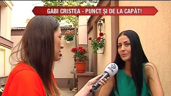 GABRIELA CRISTEA, interviu in exclusivitate dupa DIVORT! VIDEO