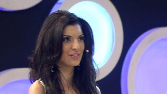 "Iftimoaie catre Andreea Tonciu: ""NASUL e brand-ul tau!"" VEZI ce a facut bruneta dupa ce s-a enervat pe colegul ei VIDEO"