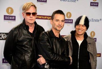 PRETENTIILE membrilor Depeche Mode pentru concertul de la Bucuresti