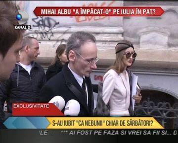 S-a iubit Iulia Albu cu fostul ei sot de Paste? Declaratii IN EXCLUSIVITATE VIDEO