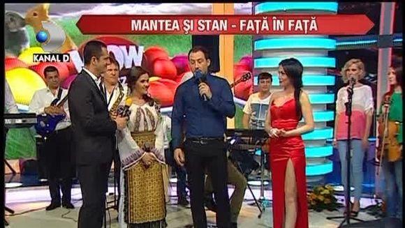Andreea Mantea si Stefan Stan, FATA IN FATA! Prima intalnire de cand Stefan a inselat-o VIDEO