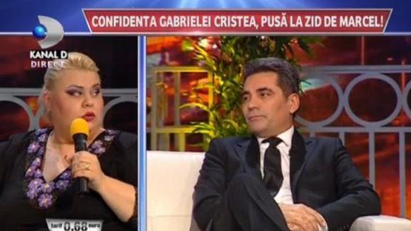 Prietena Gabrielei Cristea raspunde acuzatiilor lui Marcel Toader