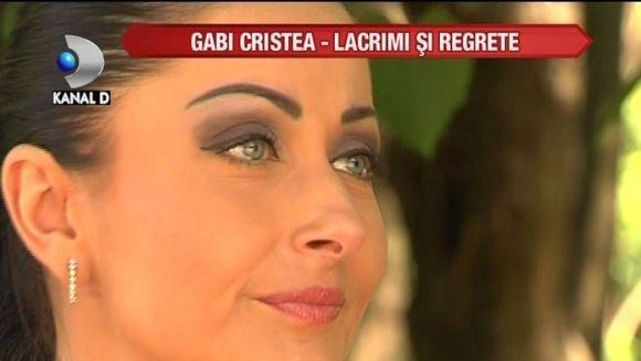 """Gabriela Cristea, IN LACRIMI: """"Nu cred ca i-am facut lui Marcel atata rau incat sa se poarte asa cum s-a purtat cu mine"""" VIDEO"""