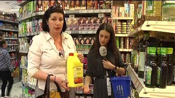 Magda Catone te invata sa faci cumparaturi economice de Paste! VIDEO