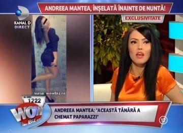 "Andreea Mantea, DECLARATII SOC: ""Fanele ii propuneau lui Stefan nopti fierbinti, in anumite pozitii, cu diferite tipuri de sex! Erau si femei casatorite, cu copii"" FOTO"