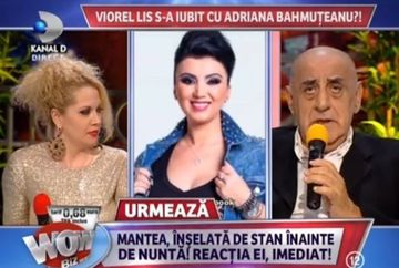 Fosta soacra a Adrianei Bahmuteanu ARUNCA BOMBA! Si-a parasit Bahmu primul ei sot pentru Viorel Lis?