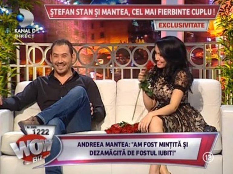 Andreea Mantea despre Stefan Stan, dupa DESPARTIRE: Eu, una, chiar l-am iubit si nu meritam sa-mi faca acest lucru
