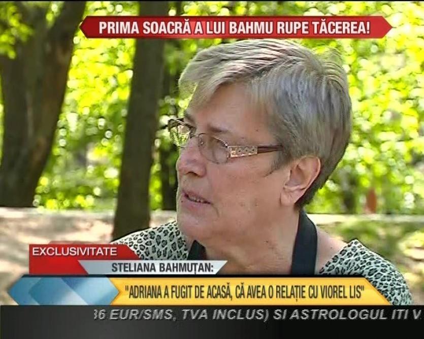 Prima soacra a Adrianei Bahmuteanu face dezvaluiri bomba despre VEDETA! VIDEO
