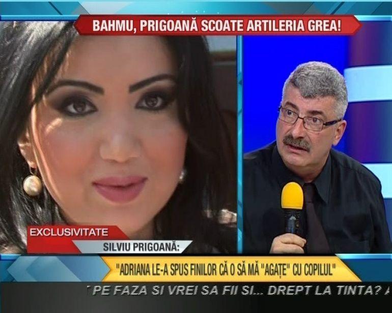 Prigoana despre Bahmu: E o santajista ordinara! VIDEO