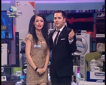 Andreea Mantea si Liviu Varciu si-au dat palme in platou VIDEO