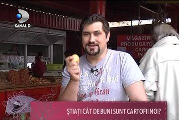 Stiati cat de buni sunt cartofii noi? Chef Doru va explica ce beneficii au si cum ar trebui folositi VIDEO