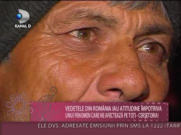Vedetele din Romania iau atitudine impotriva unui fenomen care ne afecteaza pe toti: CERSETORIA! VIDEO