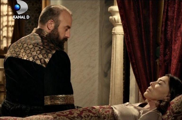 Fii primul care afla ce se in episodul din aceasta din Suleyman Magnificul! Sultana-mama isi revine!