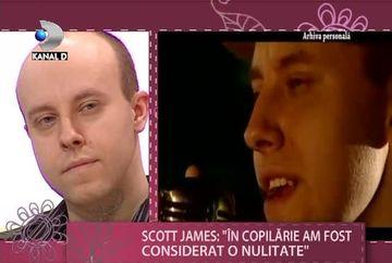"""Povestea EMOTIONANTA a lui Scott James: """"Sunt aici ca sa demonstrez ca oamenii cu autism sunt foarte competenti. Cand eram mic eram considerat o nulitate"""" VIDEO"""
