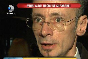 Mihai Albu, NEGRU DE SUPARARE! Designerul de pantofi si-a atacat dur sotia VIDEO