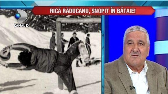Rica Raducanu, cat pe ce sa fie SNOPIT in bataie cand a luat primul salariu VIDEO