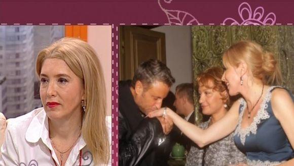 Catalin Botezatu i-a facut o surpriza in direct de ziua ei, Theei Haimovitz! VIDEO
