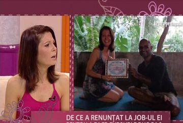Instructorul de yoga, Dana Marin iti arata cateva pozitii benefice organismului VIDEO