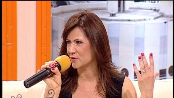 Liliana Stefan, partenera de viata a lui Dan Bittman a vorbit despre starea de sanatate a cantaretului VIDEO