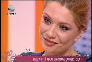 "Cristina Cioran, emotionata pana la lacrimi in emisiunea ""Draga mea prietena"" VIDEO"