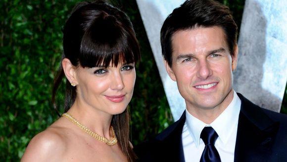 Tom Cruise a vorbit pentru prima data despre DIVORTUL de Katie Holmes FOTO