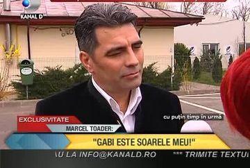 "EXCLUSIV: Marcel Toader, sotul Gabrielei Cristea, face DECLARATII SOC! ""Eu am hotarat sa ma despart de Gabriela"" VIDEO"