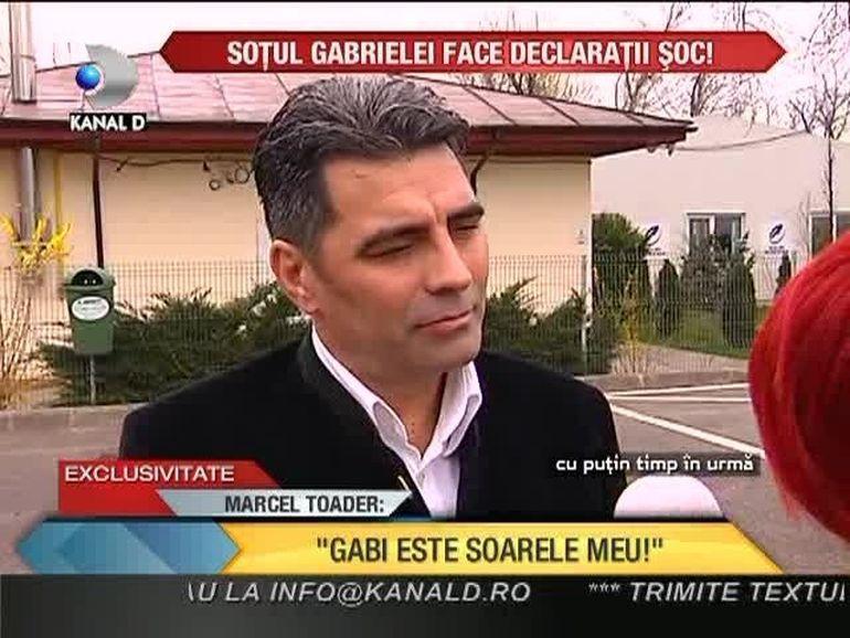 EXCLUSIV: Marcel Toader, sotul Gabrielei Cristea, face DECLARATII SOC! Eu am hotarat sa ma despart de Gabriela VIDEO