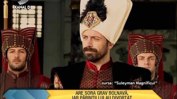 "DRAMELE din viata lui ""Suleyman""! Halit Ergenc are sotia GRAV bolnava iar parintii lui au DIVORTAT VIDEO"
