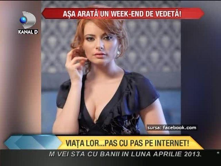AM SPIONAT vedetele pe Facebook! Iata cum si-au petrecut weekend-ul Delia Matache, Iulia Albu si Laura Cosoi VIDEO