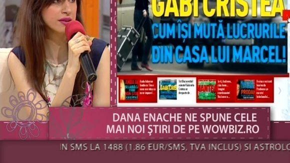 BOMBA! Gabriela Cristea se pregateste de DIVORT