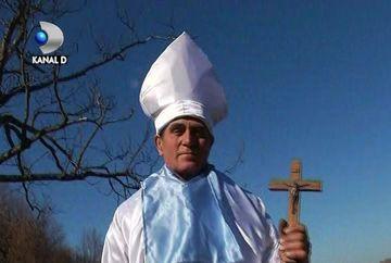 POVESTEA BARBATULUI care s-a autointitulat Papa de Romania VIDEO
