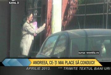 AVEM DOVADA! Cum crezi ca se intelege Andreea Marin cu fostul ei sot VIDEO