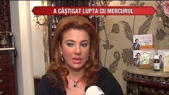 """Mihaela Borcea: """"Imi spun mereu ca sunt puternica si o invingatoare"""" VIDEO"""
