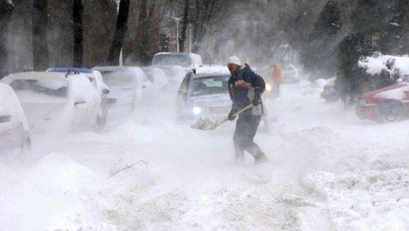 AVERTIZARE METEO: COD GALBEN de ninsori si viscol in mai multe judete. Vezi ce zone sunt afectate si cum va fi vremea