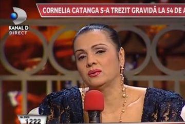 """Cornelia Catanga, in mare dilema: """"Daca duc sarcina pana la capat raman oarba. Ce sa aleg?"""""""