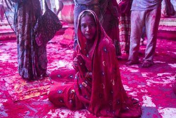 Sarbatoarea culorii in India: Festivalul care atrage milioane de oameni FOTOGRAFII de EXCEPTIE
