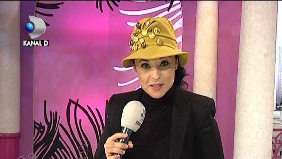 """Andreea Marin: """"Intru in pielea lui Hurrem. Voi fi imbracata ca in Suleyman Magnificul"""" VIDEO"""