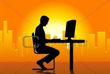INCREDIBIL! S-a inventat monitorul care arata cand nu esti atent la locul de munca VIDEO