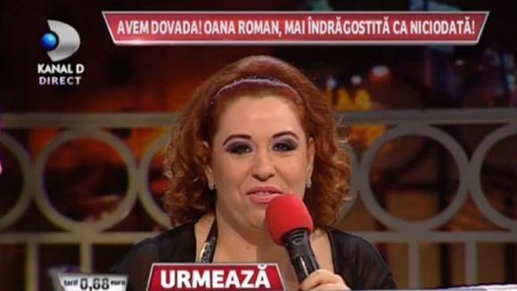 """Oana Roman: """"Multi spun ca eu am un iubit imaginar, ca el nu exista"""""""