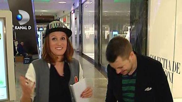 "Carmen Negoita: ""Nu am facut niciodata shopping in 30 de minute"" VIDEO"