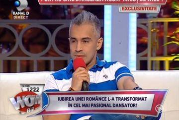 """Wilmark: """"Imi plac romancele, mai ales ca nu sunt ca femeile latino"""" FOTO"""