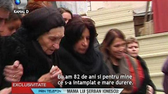 REACTIA SURPRINZATOARE a mamei lui Serban Ionescu la aflarea vestii ca Magda Catone s-a afisat cu alt barbat VIDEO