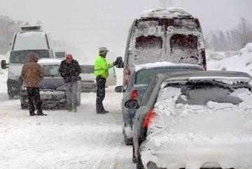 AVERTIZARE METEO: COD GALBEN de vant, lapovita si ninsori. Vezi ce zone sunt afectate
