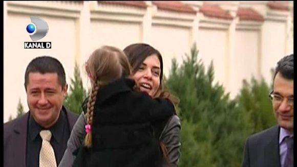 Monica Gabor a dezvaluit ADEVARATUL MOTIV pentru care a renuntat la custodia fiicei sale VIDEO