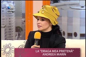 """Andreea Marin: """"Nu am plans deloc dupa DESPARTIREA de Stefan Banica"""" VIDEO"""