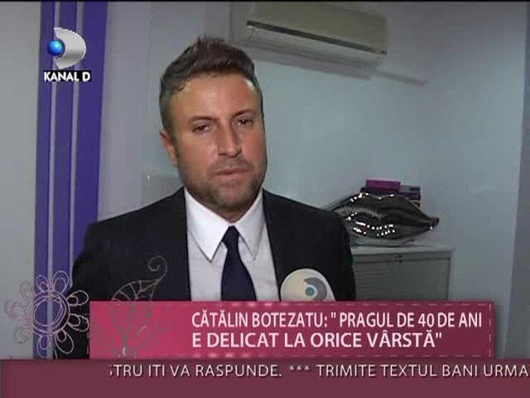 Catalin Botezatu: Sunt lovit sub centura tot timpul!. A vorbit despre cea mai mare DEZAMAGIRE pe care a avut-o in viata. Sa fie vorba de Bianca Dragusanu? VIDEO