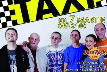 Dan Teodorescu (Taxi) isi serbeaza ziua de nastere la Hard Rock Cafe. Vino si TU!