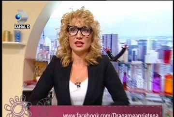 Cristina Cioran, VICTIMA unui incident neplacut VIDEO