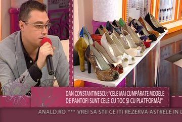 Dan Constantinescu, artizanul care face pantofi lucrati manual VIDEO