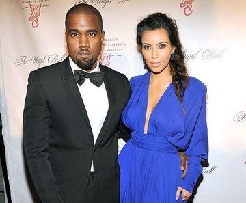 Kim Kardashian si iubitul ei, Kanye West, au aflat SEXUL BEBELUSULUI LOR!